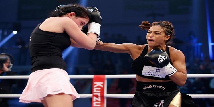 WBU : Une tuniso-allemande, championne du monde de boxe (Photos)