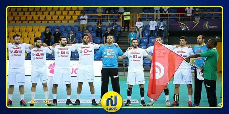 بطولة العالم لكرة اليد: دعوة 19 لاعبا لتربص المنتخب الوطني التونسي