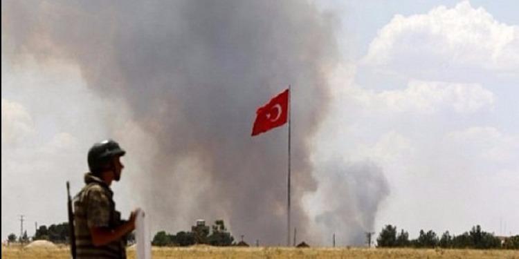 تركيا تعلن مقتل أكثر من 100 مسلح من داعش
