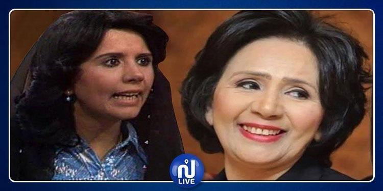 L'actrice égyptienne Nadia Fehmi, n'est plus