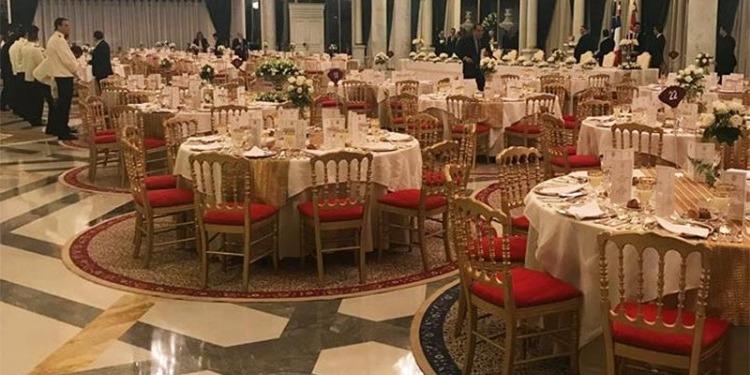 Quel menu pour le président Emmanuel Macron au Palais de Carthage? (Photos)