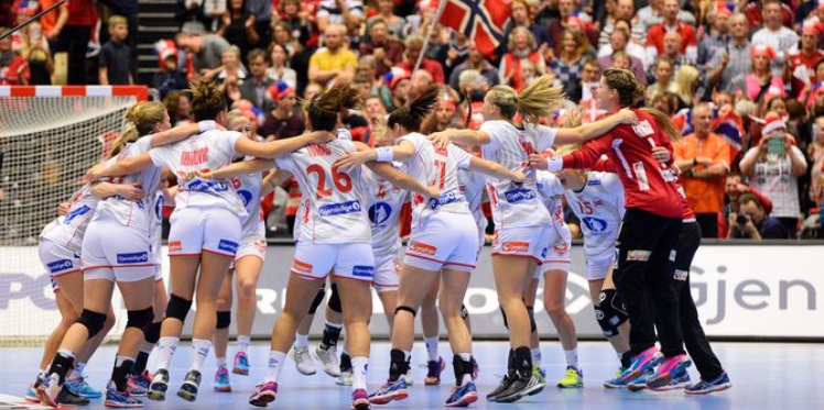 بطولة العالم لكرة اليد: سيدات النرويج  تفزن بالبطولة