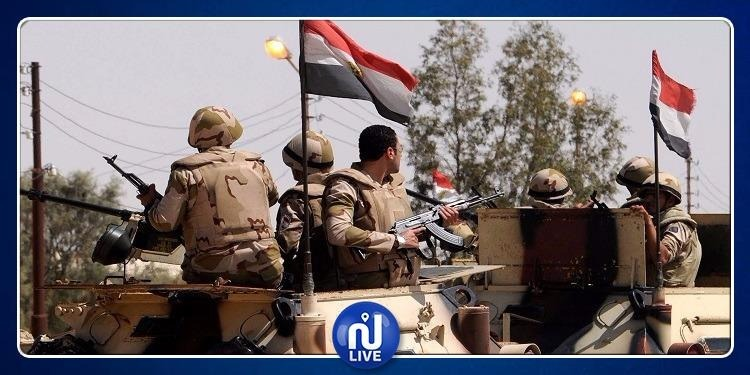 جماعة الاخوان تستهدف دورية أمنية مصرية