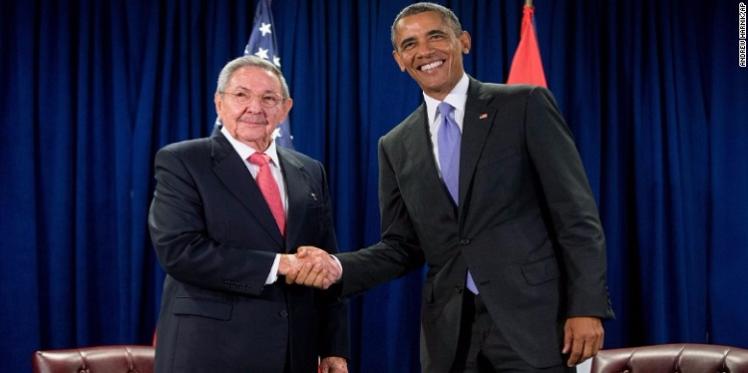 يصل اليوم إلى هافانا: أوباما يؤدي زيارة تاريخية إلى كوبا