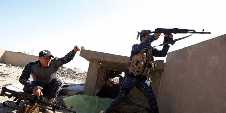 الموصل: القوات العراقية تشكل ''جبهة جديدة'' ضد تنظيم داعش