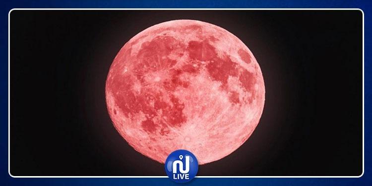 La pleine ''lune rose'' à ne pas manquer, ce vendredi