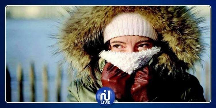 المعهد الوطني للرصد الجوي يحذّر من موجة البرد
