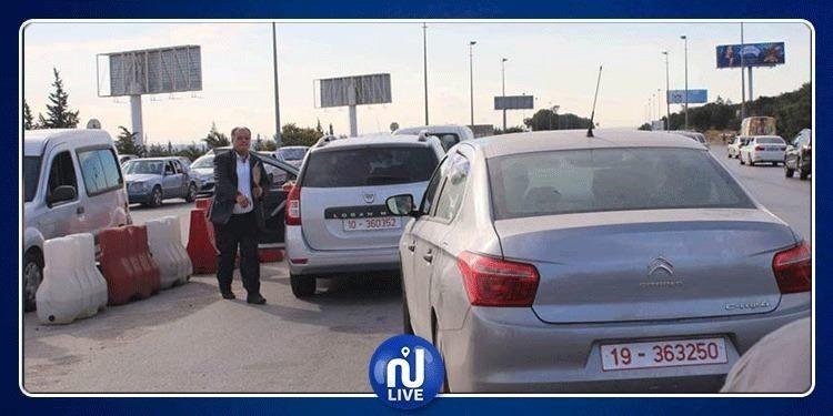 Baisse des infractions liées à l'usage des voitures administratives