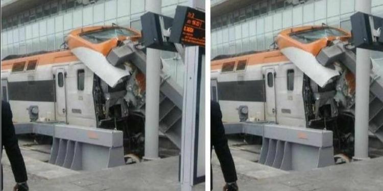 أستراليا: مصرع 15 شخصا في إصطدام قطار بحاجز (صور)