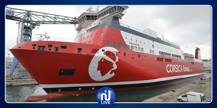 الغاء رحلة السفينة ''فيزافونا'' نحو مرسيليا المبرجة غدا الاحد