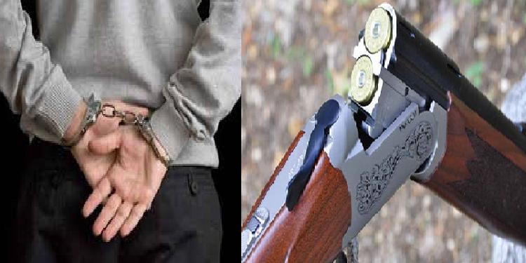 سوسة : إيقاف شخص يرتدي زي شبه عسكري ويحمل بندقية صيد دون رخصة