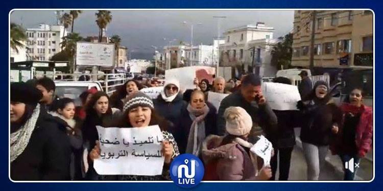باجة: دعوات لمحاكمة وزير التربية وممثلين عن نقابة التعليم الثانوي