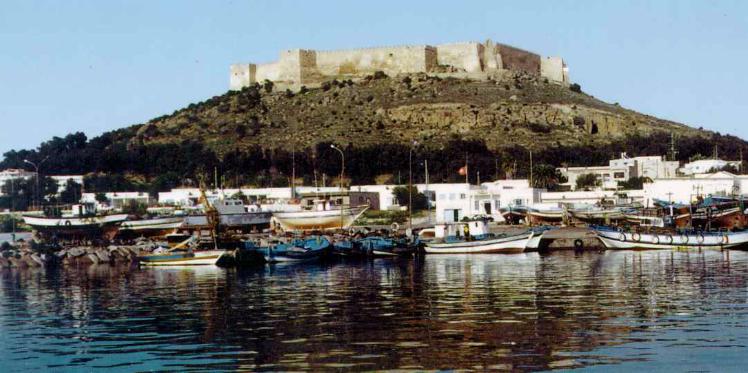 قلبيبة: توقف سير العمل بالميناء اثر احتجاج البحارة