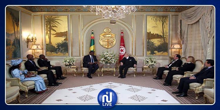 رئيس الدولة: 'زيارة الرئيس السينغالي لتونس انطلاقة جديدة للعلاقات'