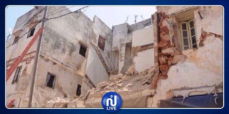 منها ألف عقار مهدد في كل لحظة..5 ألاف بناية في تونس آيلة للسقوط