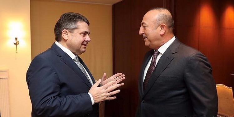 تركيا-ألمانيا: وزيرا الخارجية يتفقان على إنهاء الخلاف بين بلديهما