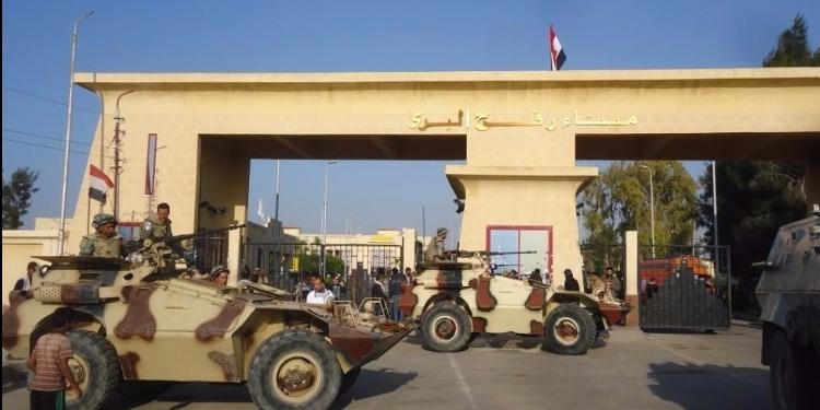 مصر تفتح معبر رفح لمدة 4 أيام