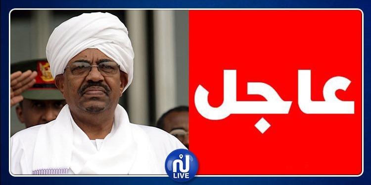 الجيش السوداني يطيح بعمر البشير
