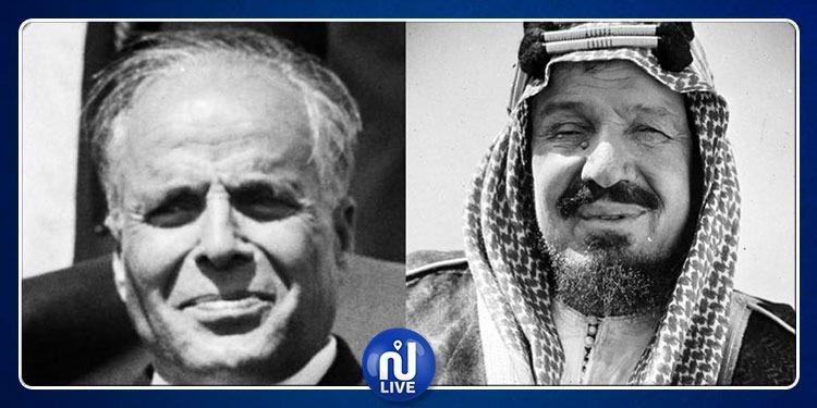تقرير يسترجع نصيحة الملك عبد العزيز ''التاريخية'' للحبيب بورقيبة