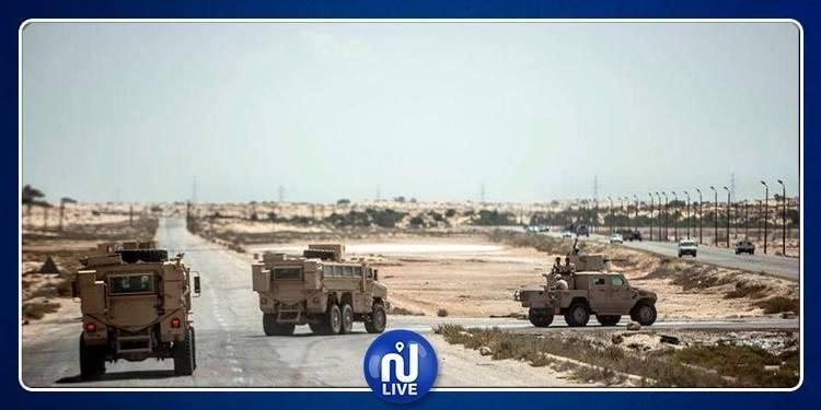 'داعش' الإرهابي يتبنى هجوما مسلحا في مصر
