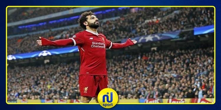 البريميرليغ: محمد صلاح خارج قائمة المرشحين لجائزة أفضل لاعب