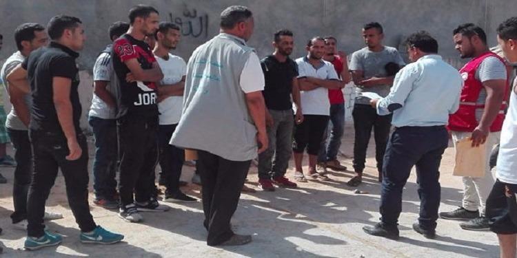 كانوا في السجون الليبية.. عودة 80 تونسيا إلى أرض الوطن