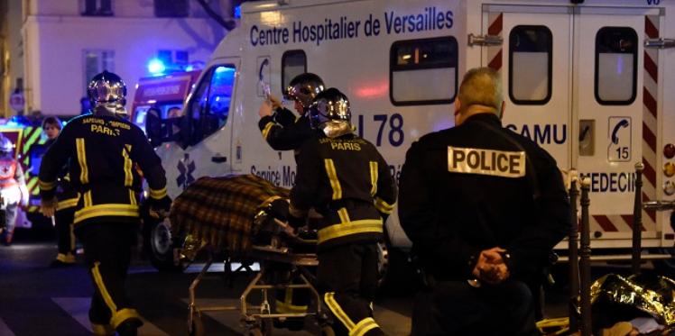 التونسي سامي قريعة الذي أصيب في هجمات باريس...  تجاوز مرحلة الخطر