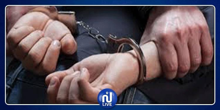 المروج: القبض على مجرم خطير محل 7 مناشير تفتيش
