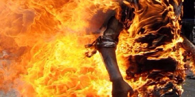 Ben Arous : Un homme s'immole par le feu dans le tribunal à cause de la pension alimentaire
