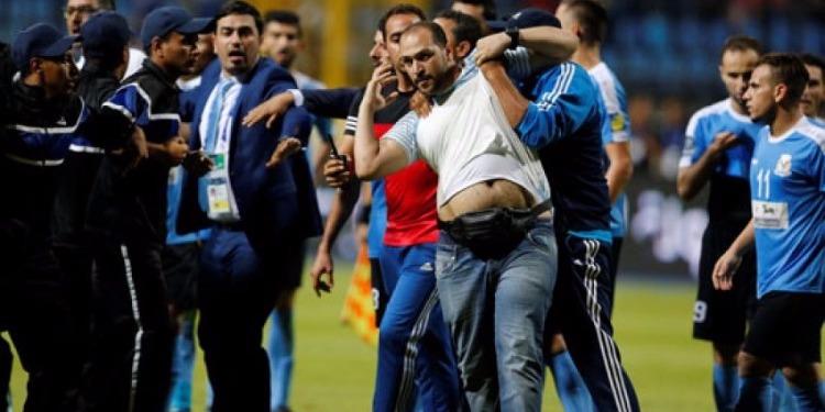 الإتحاد العربي لكرة القدم يعاقب الفيصلي الأردني