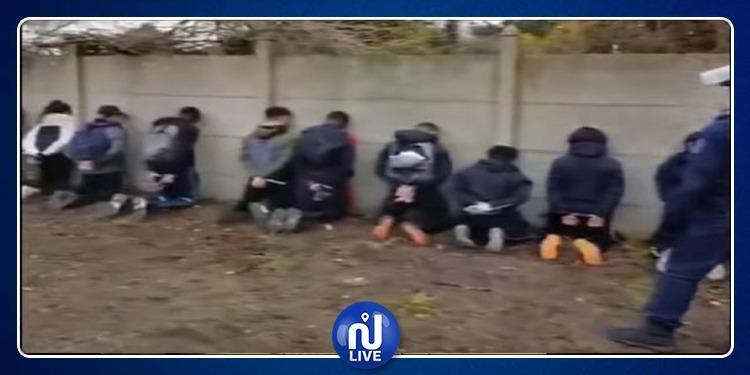 فرنسا: فتح تحقيق في واقعة إهانة الشرطة لتلاميذ محتجين (فيديو)