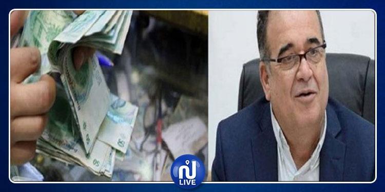 محمد الطرابلسي ينفي التوصل إلى اتفاق حول الزيادة في الأجور