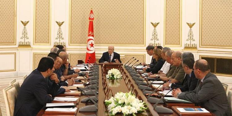 انطلاق الاجتماع الطارئ لمجلس الأمن القومي التونسي