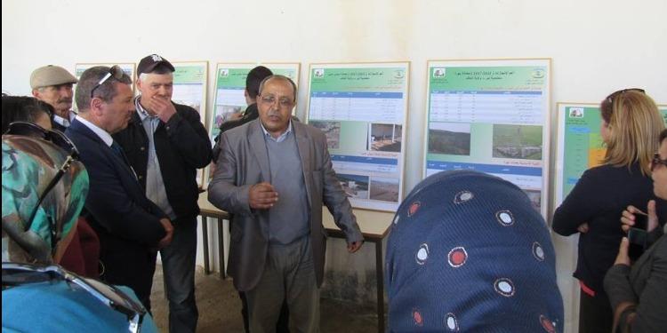 لجنة الفلاحة بالبرلمان تزور ولاية الكاف للإطلاع على مشروع تنمية