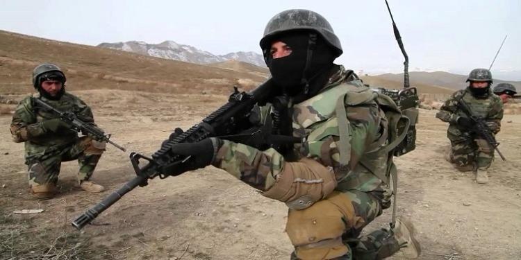 مقتل 100 مسلّح بأفغانستان