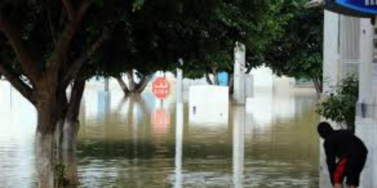 نزول كميات متفاوتة من الأمطار بمناطق مختلفة من البلاد