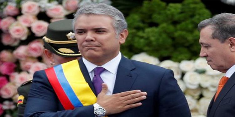 La décision de reconnaître la Palestine est ''une décision irréversible'', confirme le président colombien