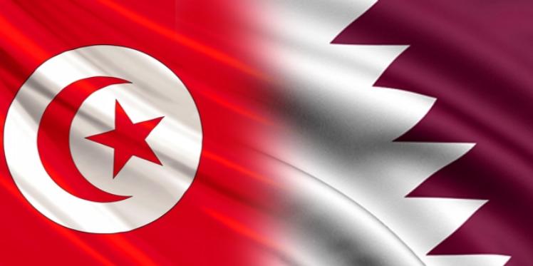 بحث العلاقات التجارية وفرص الاستثمار بين تونس وقطر