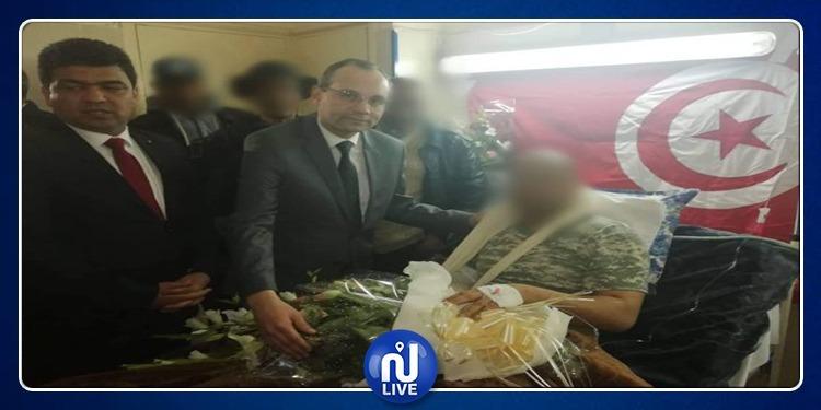 وزير الداخلية :''الحرب ضدّ الإرهاب مازالت متواصلة''