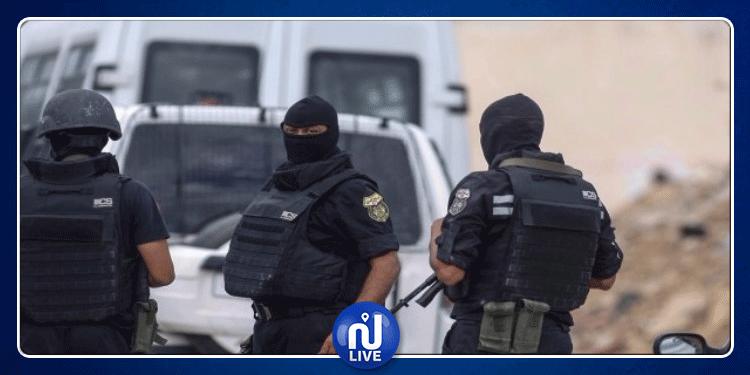تفكيك خلية إرهابية تنشط بين حي التحرير وحي التضامن