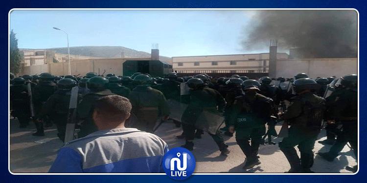 تبسة: صاحب مصنع يفتح النار على محتجين