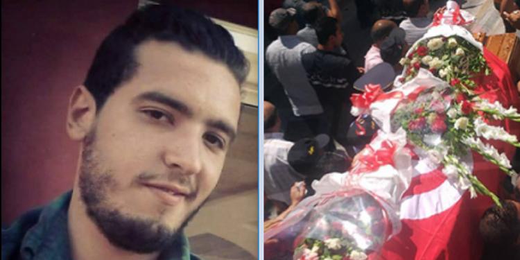 Radès: Le martyr Anis Ouerghemmi enterré au cimetière Errahma (Vidéo)