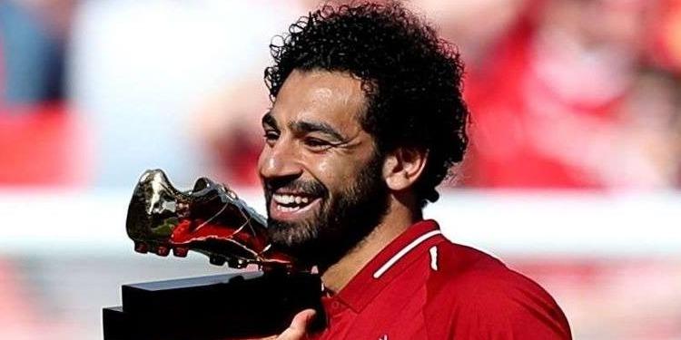 Les crampons de Mohamed Salah font leur entrée au British Museum de Londres