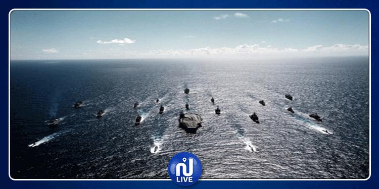 بريطانيا تطرد سفينة عسكرية إسبانية من جبل طارق