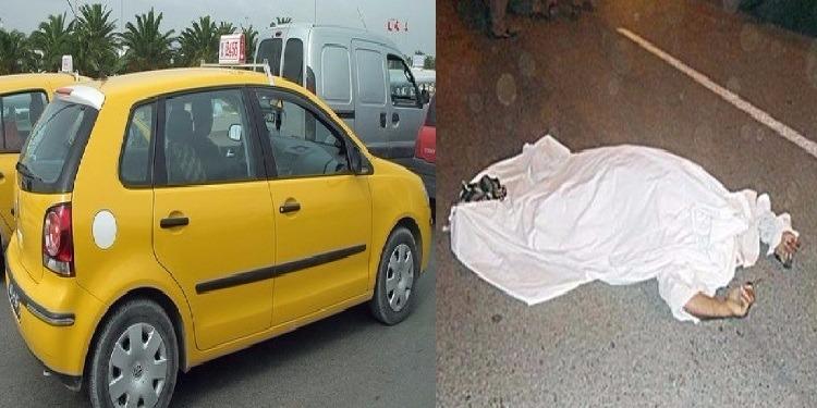 العاصمة: وفاة سائق تاكسي في ظروف غامضة