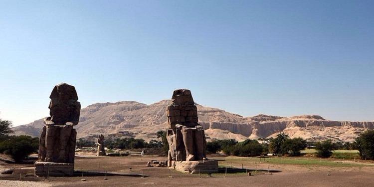 مصر: اكتشاف آثار جديدة بمعبد أمنحتب الثالث