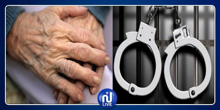 المنيهلة: ايقاف مُسنة حوّلت منزلها إلى وكر للدعارة