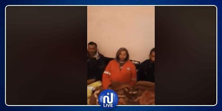 ليبيا: فيديو للعمال التونسيين بعد تحريرهم