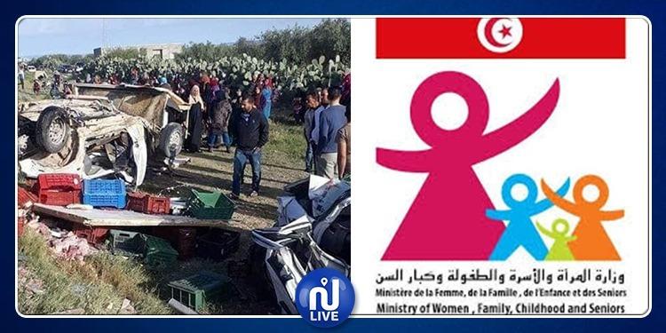 فاجعة السبالة: تخصيص 200 ألف دينار لأسر الجرحى والمتوفين