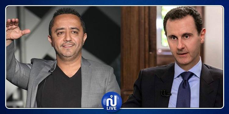 مشادة كلامية بين علي الديك وسلام الزعتري بسبب بشار والجولان (فيديو)